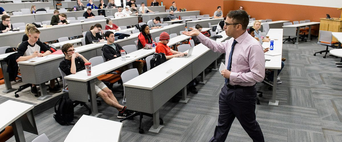 Daniel Kapust Lecture